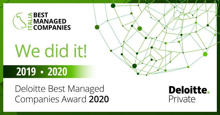 Premio best managed companies 2020
