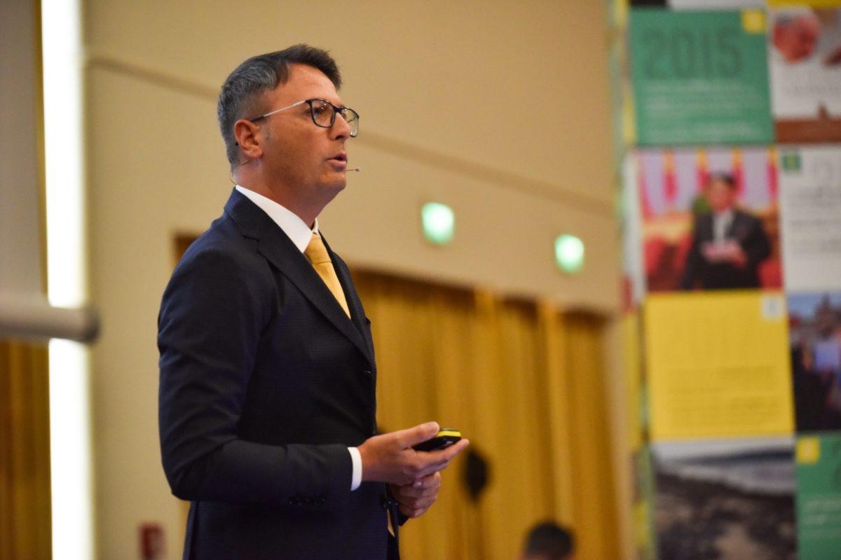 Massimo Casullo, presidente NWG Energia
