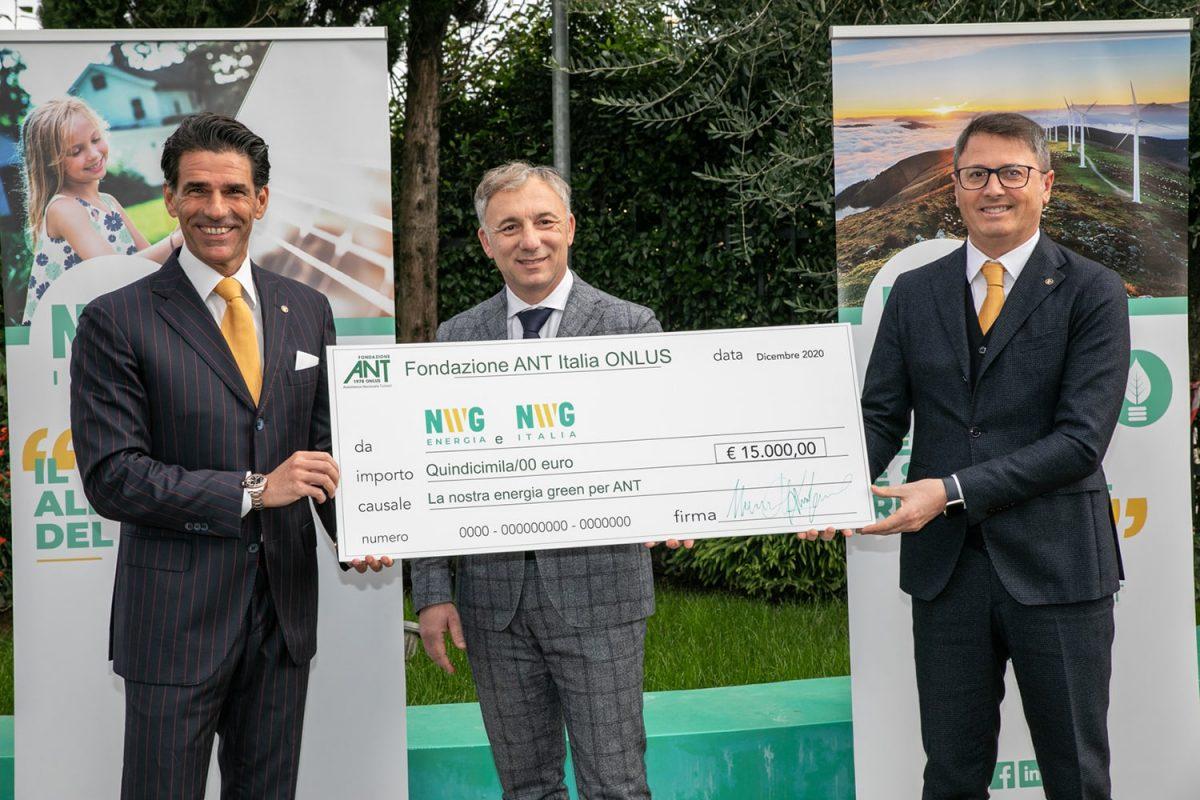 NWG Energia e NWG Italia insieme ad ANT